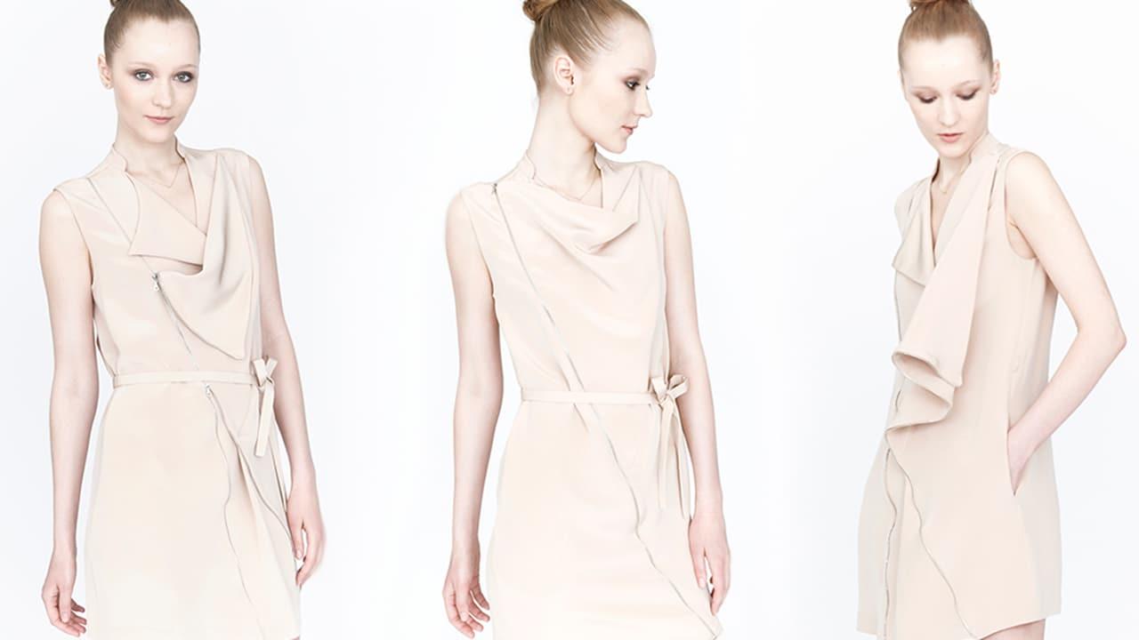 Slow Fashion That Lets You Be Involved In Designing Your Clothes