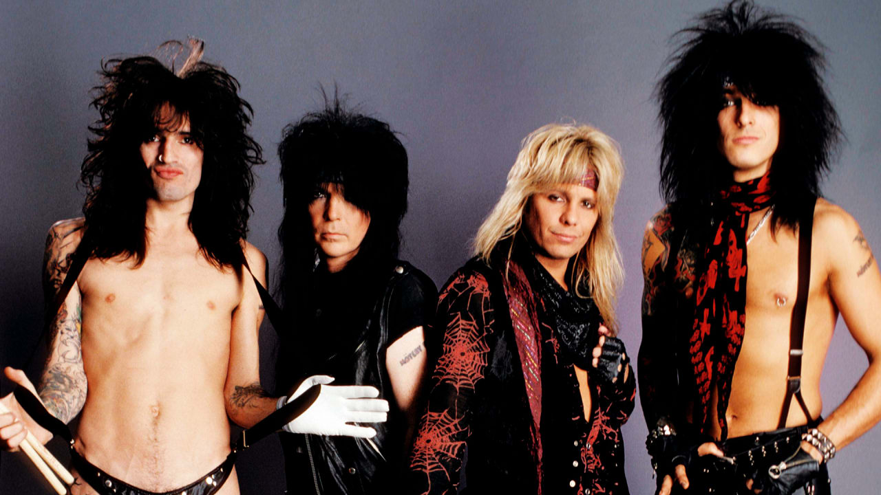 5 Brilliant Business Lessons From Mötley Crüe (Seriously!)
