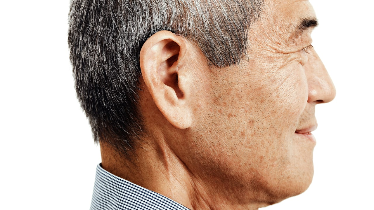 An iPhone-Connected Hearing Aid That Will Make Everyone Want One