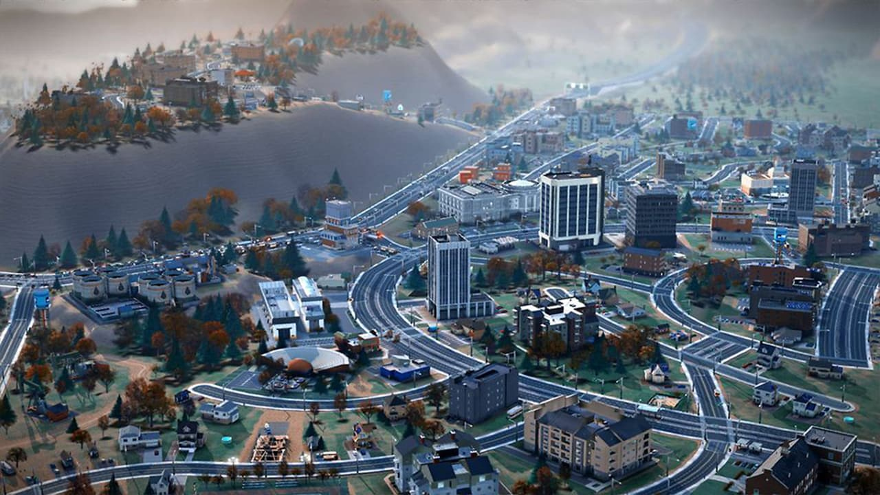 This Real Life Sim City Will Be A Testing Ground For New Transportation Technologies