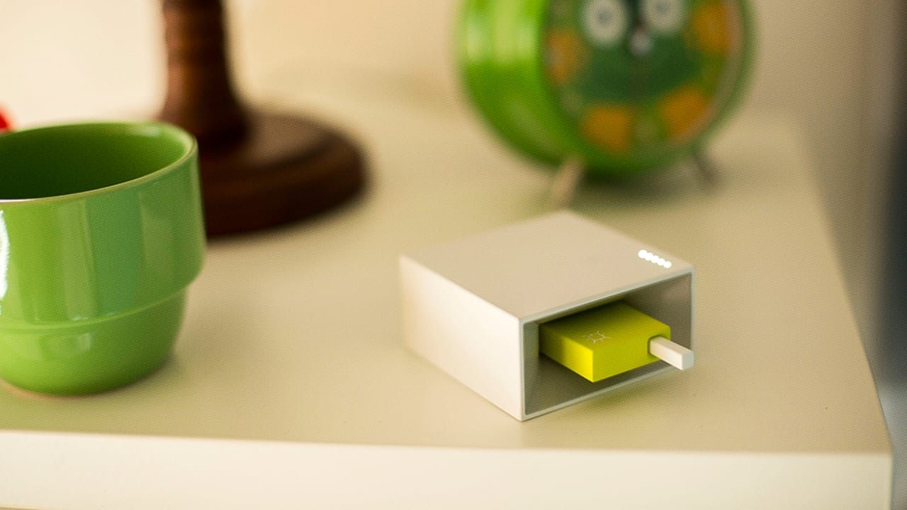 Think You're Sick? This Little Box Can Swab Your Nose And Tell You For Sure
