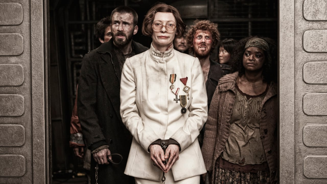 """Director Bong Joon-ho Imagines """"Spartacus on a Train"""" With Sci-Fi Spectacle """"Snowpiercer"""""""