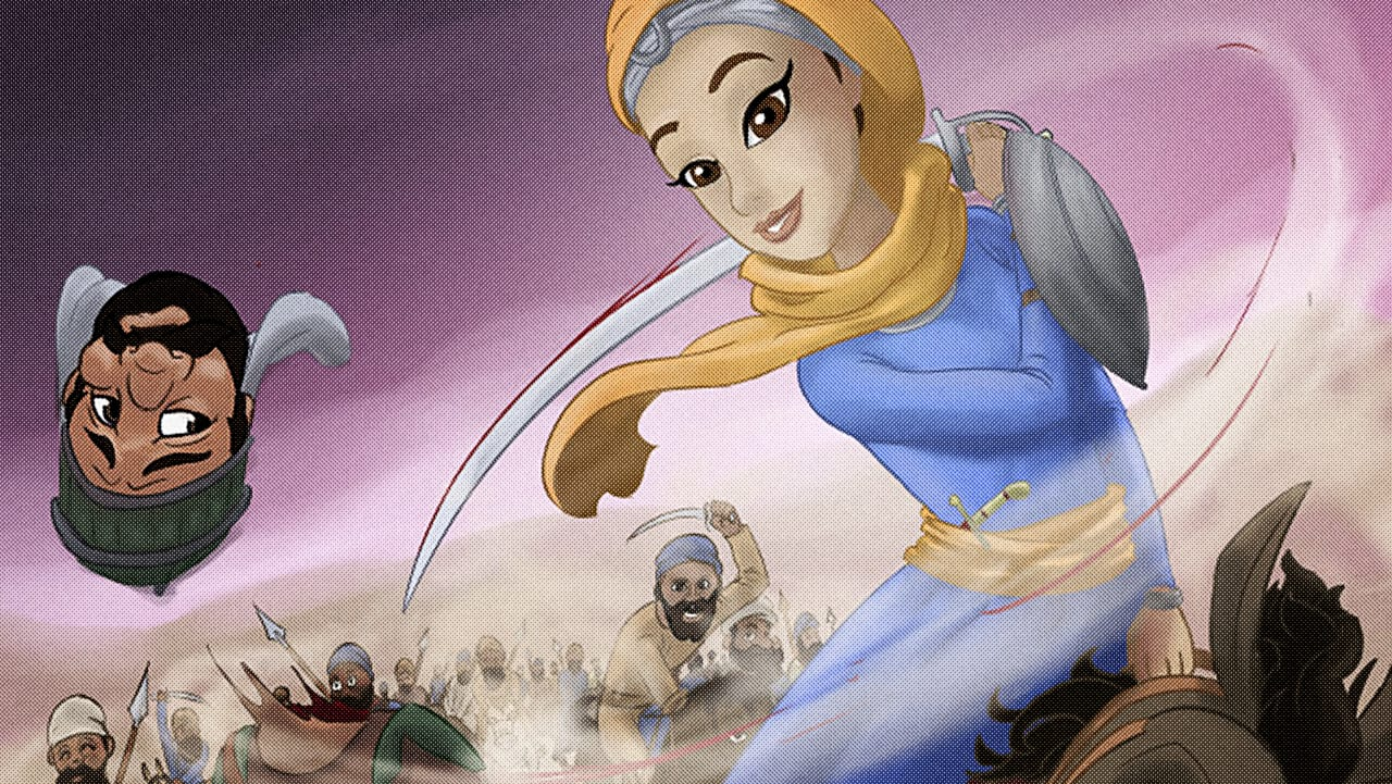 "Meet 12 ""Rejected Princesses"" Who Are Too Badass For Disney"