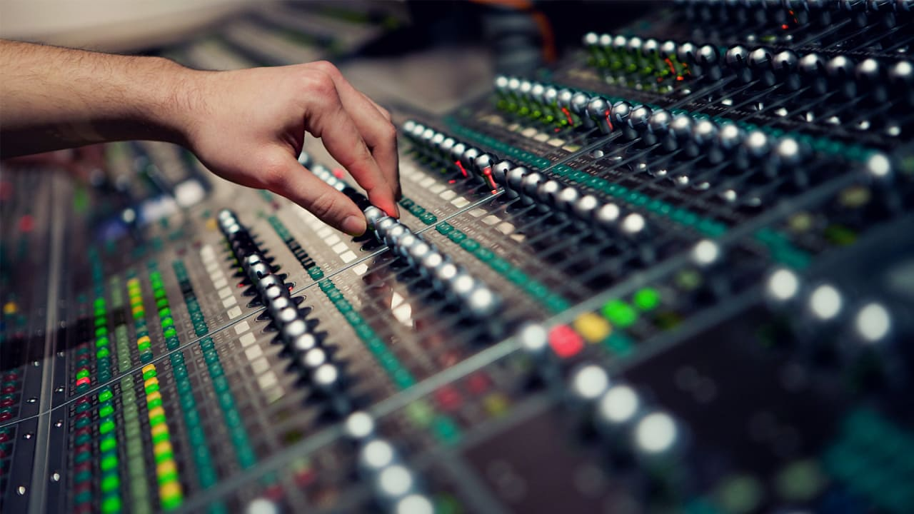 Why The Music Industry's Next Big Disruption Is In The Recording Studio