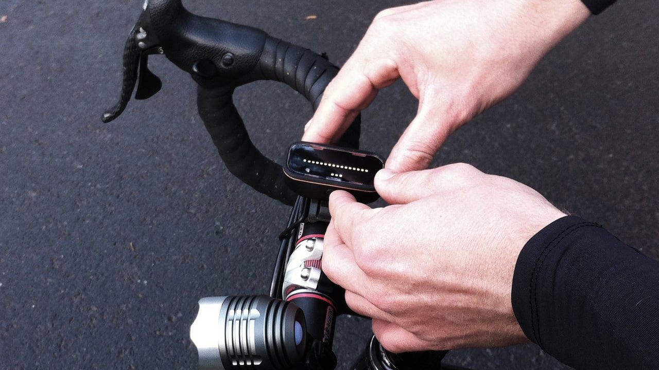 A Radar For Your Bike, So You Don't Have To Have Eyes In The Back Of Your Head