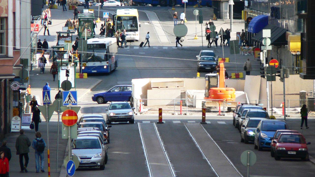 Helsinki's New Plan To Eliminate Car Ownership