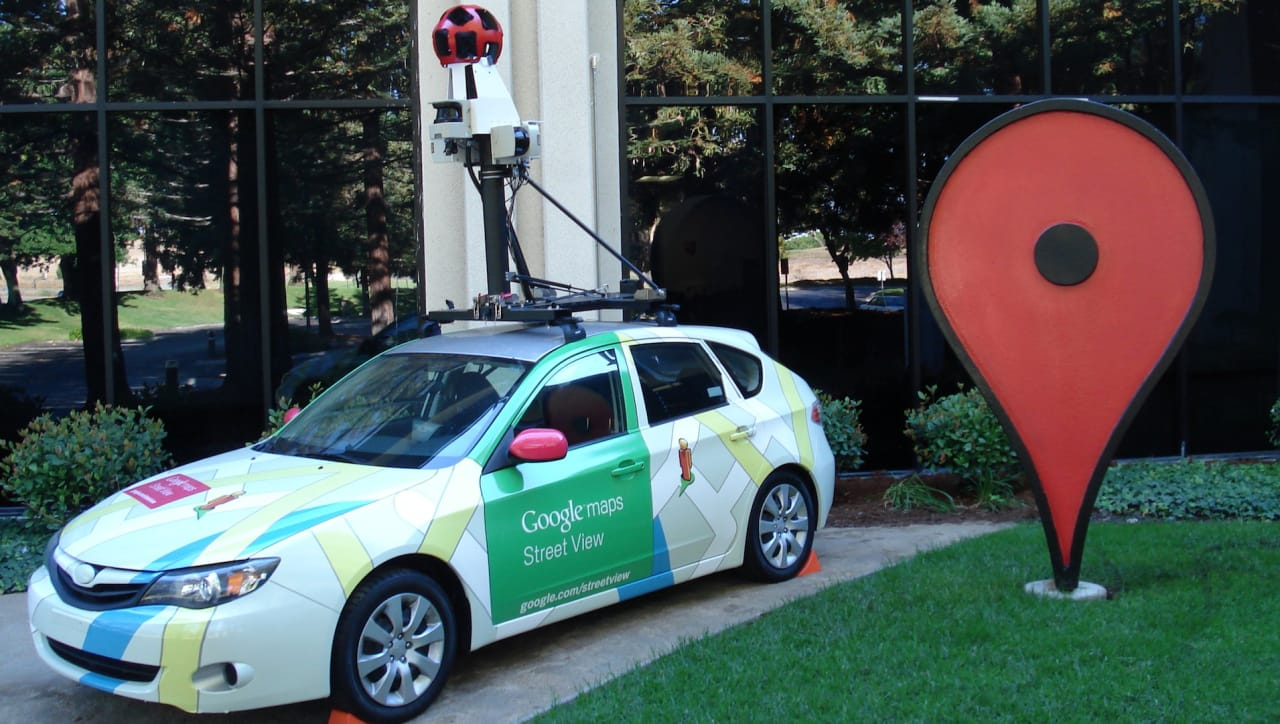 Google Street View Cars Are Sniffing Out Climate-Destroying Methane As They Drive