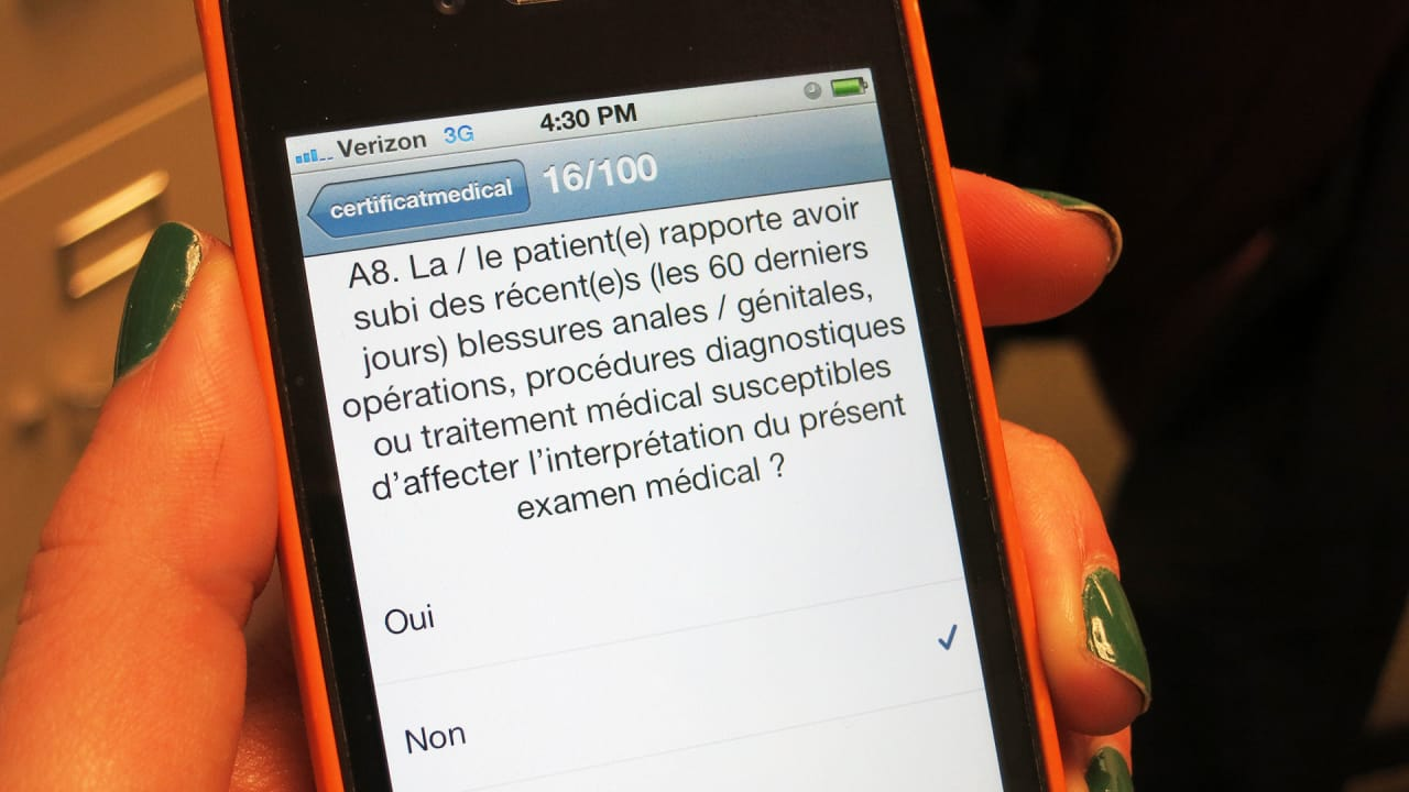 Physicians Develop An App To Help Prosecute Rapists In The Congo