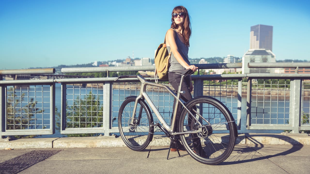 Can A Modern Bike Inspire More People To Ride?