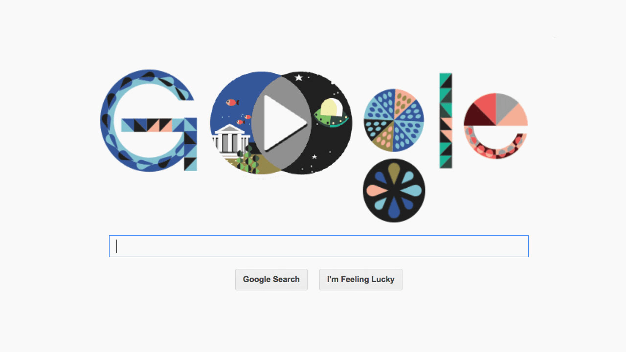 Google doodle says happy birthday to john venn creator of the venn di pooptronica Images