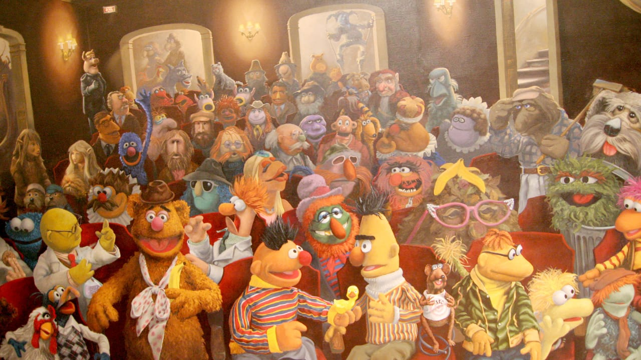 Muppet Performers Share What It Was Like To Work For Jim Henson
