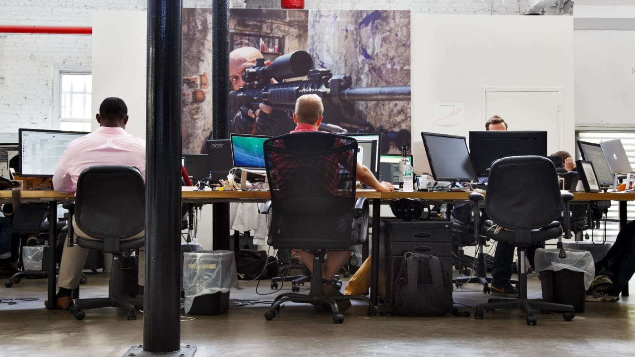 Take A Look Inside The Headquarters Of Vice