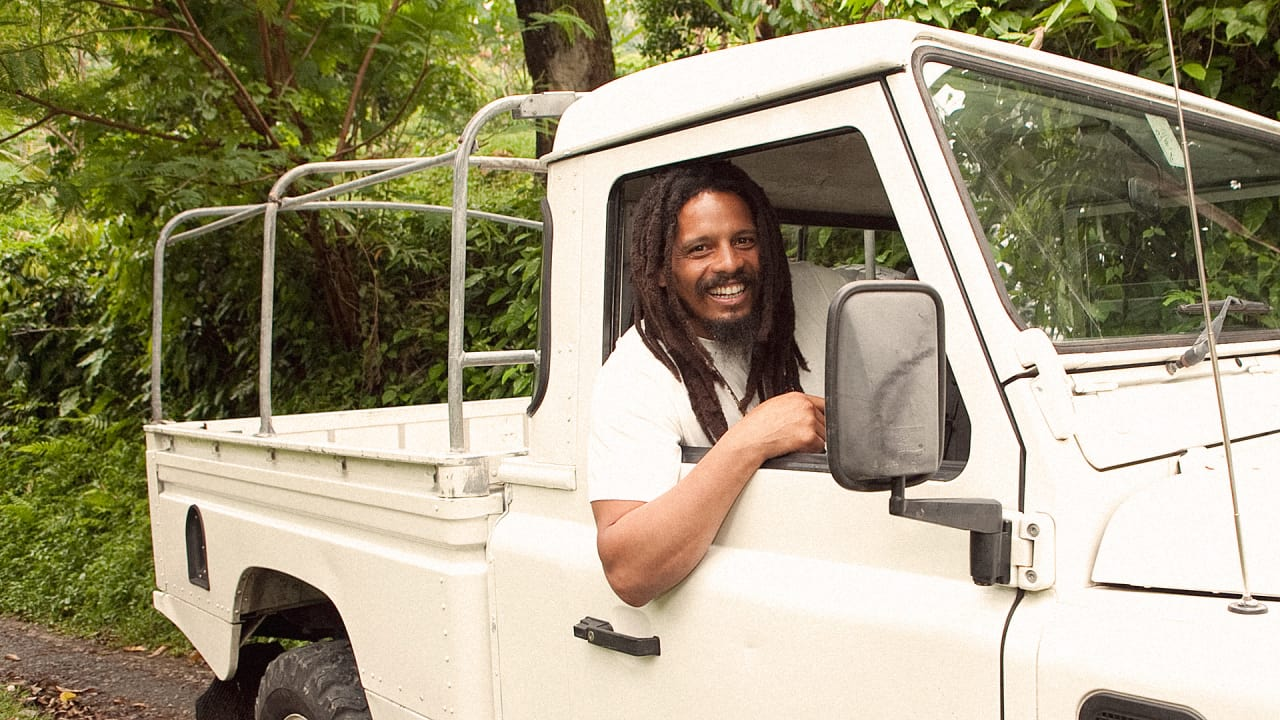 How Bob Marley's Son Learned From Failure And Started A Multi-Million Dollar Coffee Company