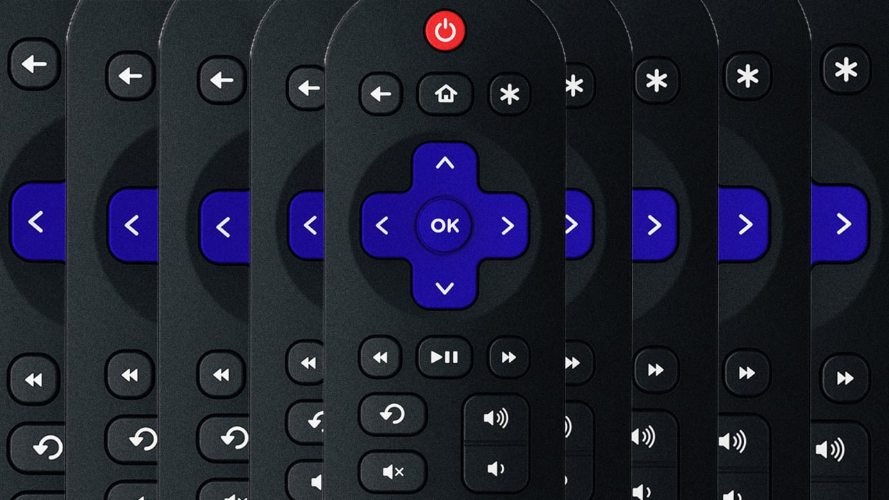 For Upcoming TVs, Roku Nixes The Input Button And Slims Down The Remot