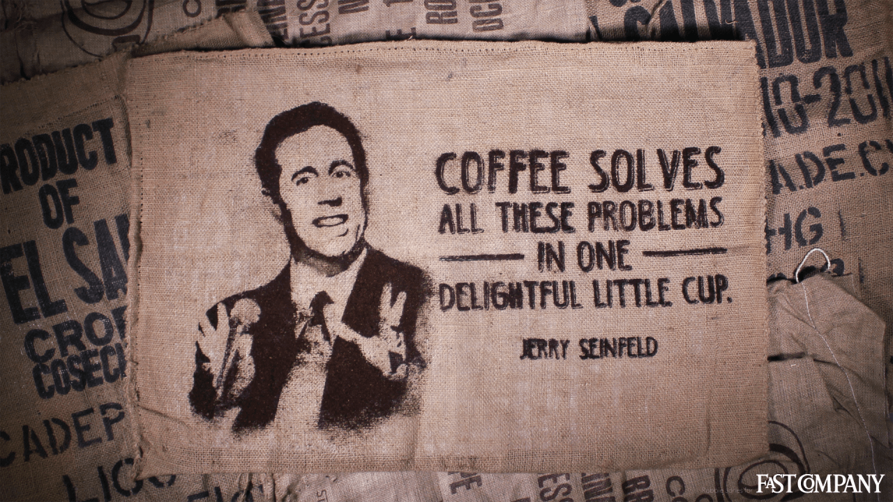Seinfeld Quotes Quote Of The Week Coffee Solves Everything