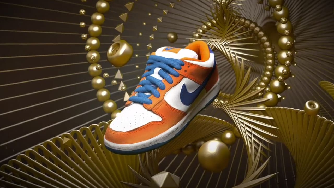 """See 43 Years Of Nike Sneaker Evolution In """"The Genealogy Of Innovation"""" Video"""