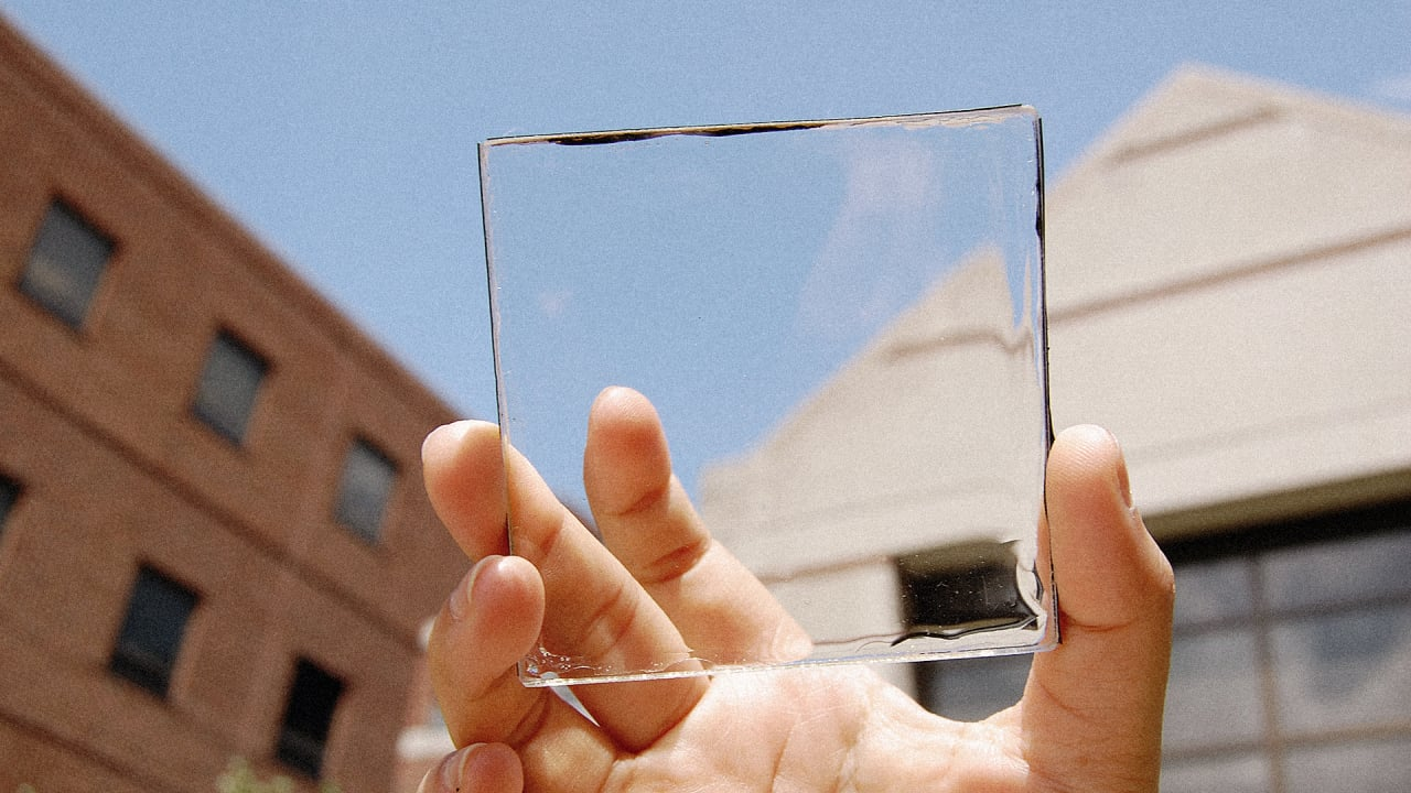 Totally Transparent Solar Cells Could Turn Our Windows Into Solar Panels