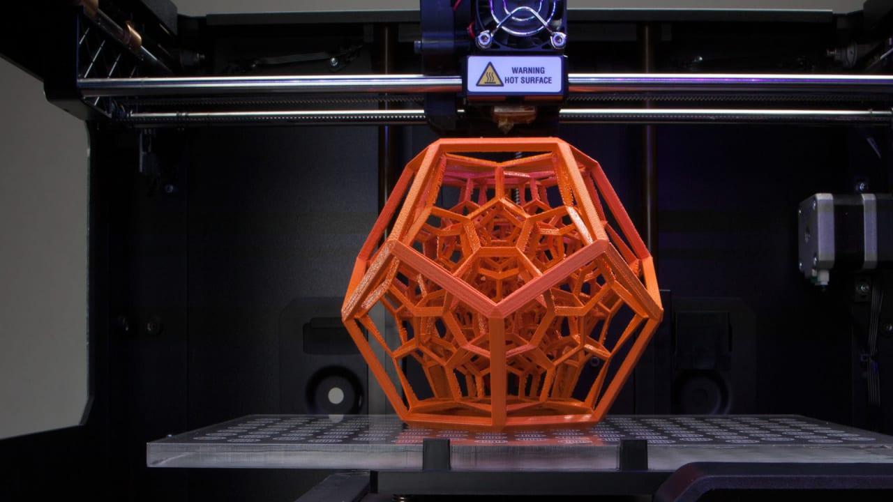What Happens When 3-D Printing Outgrows Plastics?