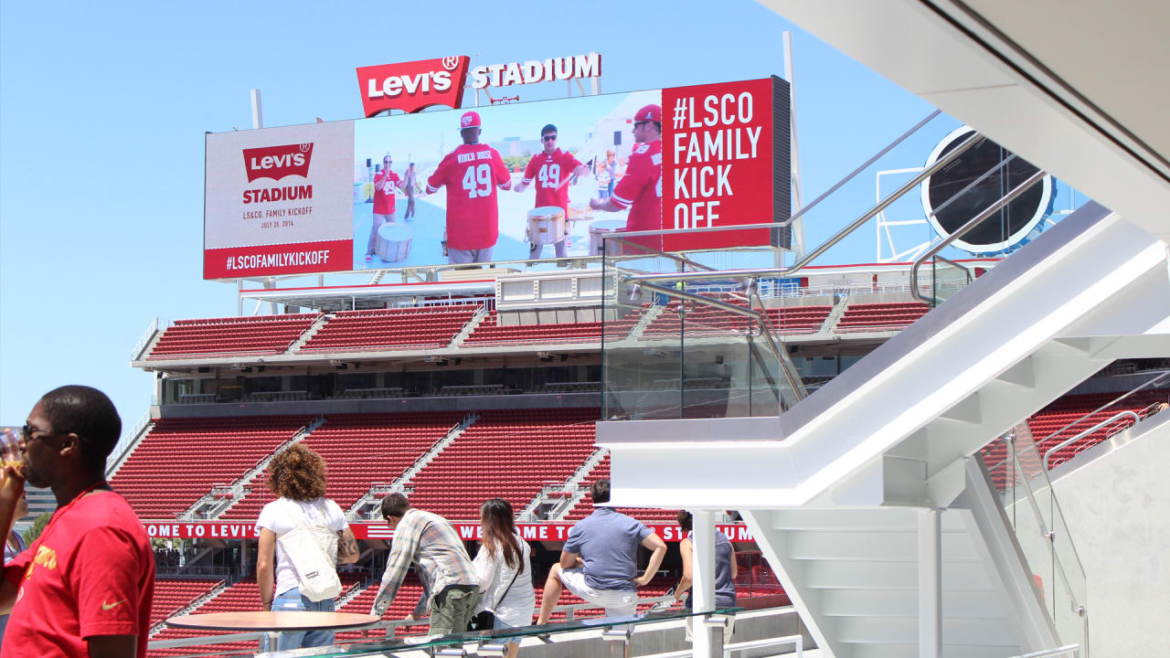 5159386d 5 Ways The 49ers' Teched-Out Levi's Stadium Is Changing The Game For F
