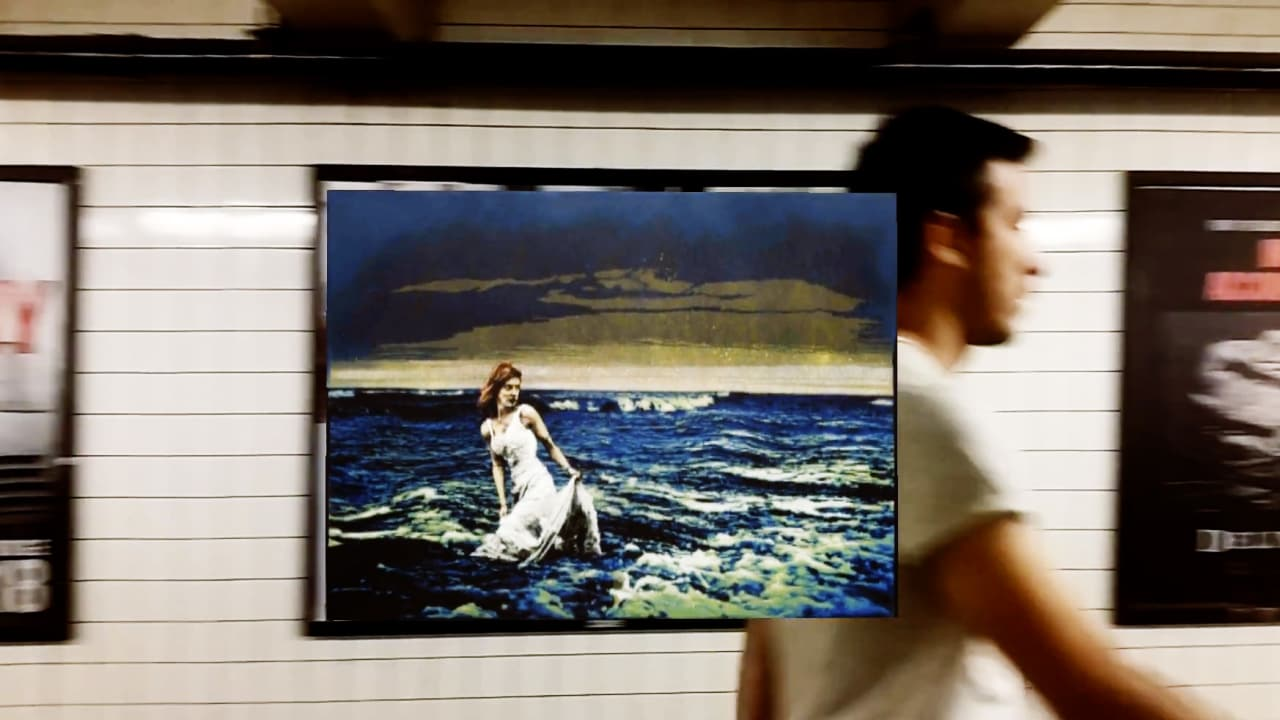 """Sub In Art For Ads During Your NYC Transit Commute With Augmented Reality """"No Ad"""" App"""