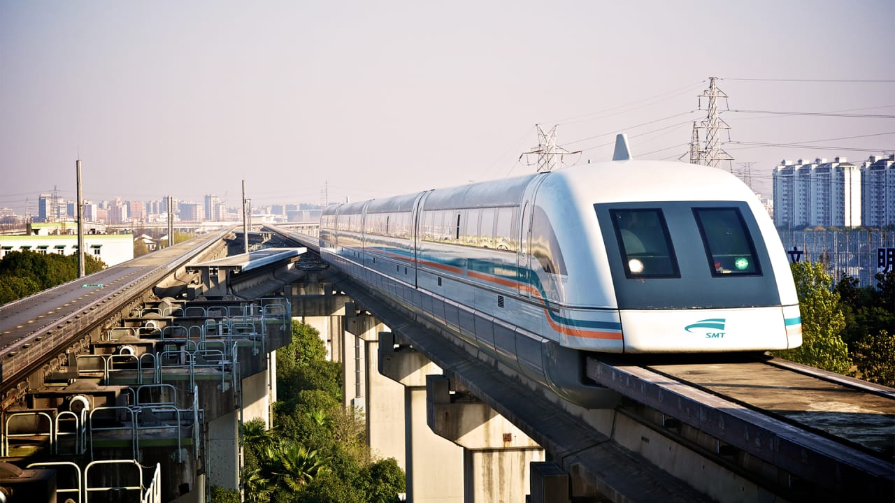 8 Ways Rail Travel Could Evolve By 2050