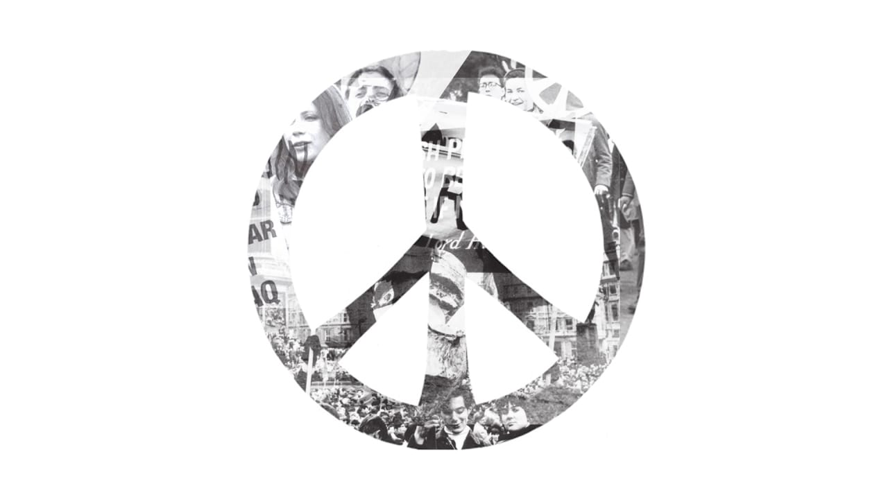 The untold story of the peace sign biocorpaavc Image collections