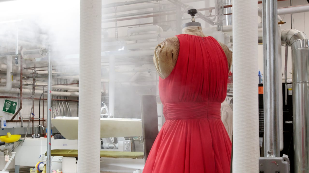 Inside Rent The Runway\'s Secret Dry-Cleaning Empire