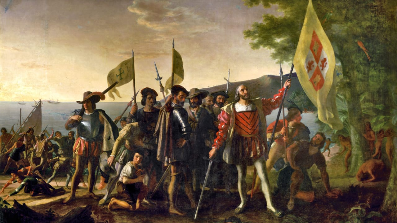 how christopher columbus was influential to The most influential sailors in history - a brief biography of christopher columbus.