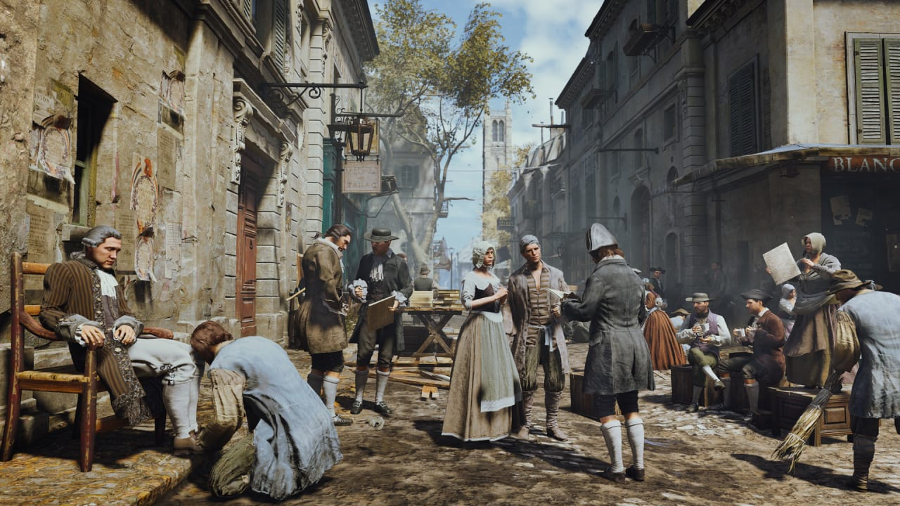 The Fun Violent History Lesson Inside Assassin S Creed
