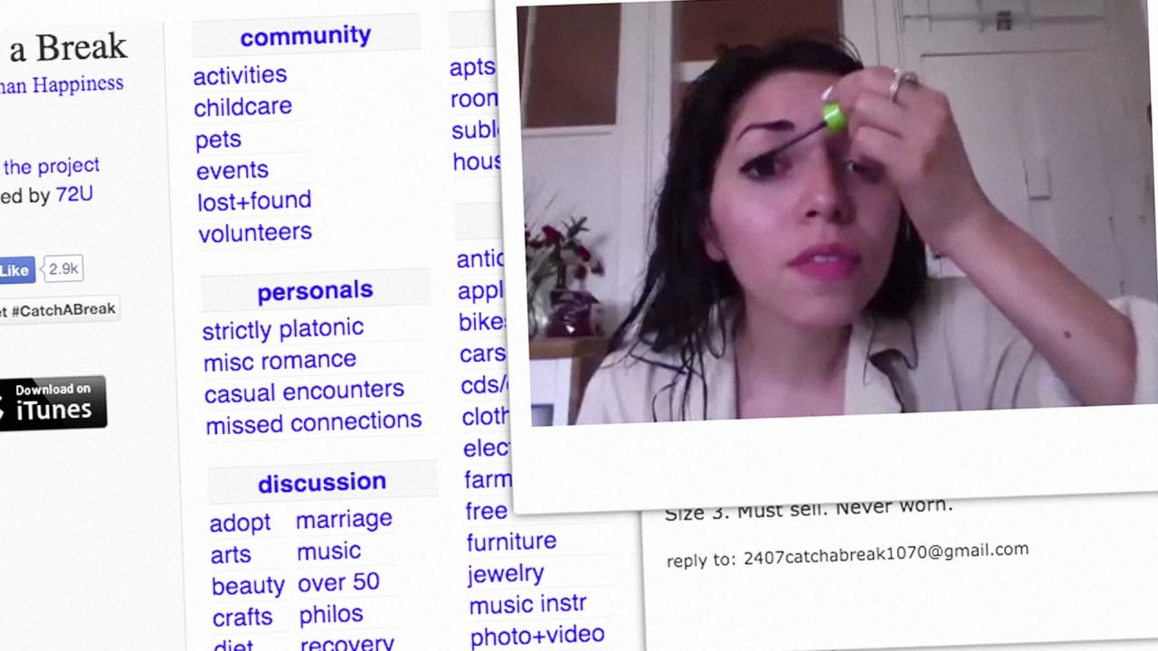 See What Craigslist Looks Like As An Interactive Music Video