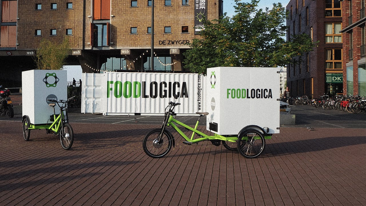 These Solar-Powered Delivery Trikes Make Local Food Truly Sustainable