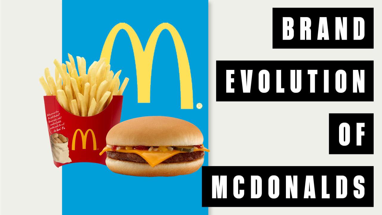 mcdonalds evolution