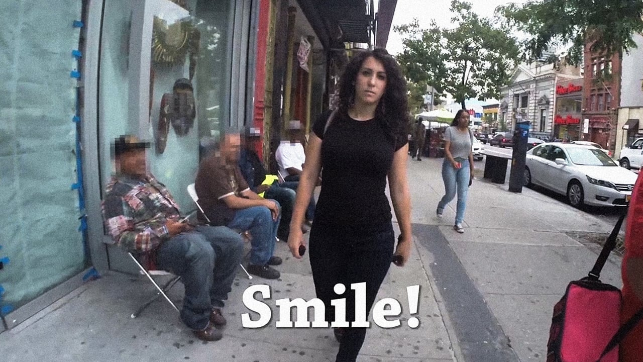 Watch This Video About What It's Like To Walk Around While Female