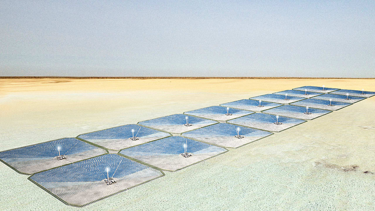 This Company Wants To Build The World's Largest Solar Installation–In The Sahara