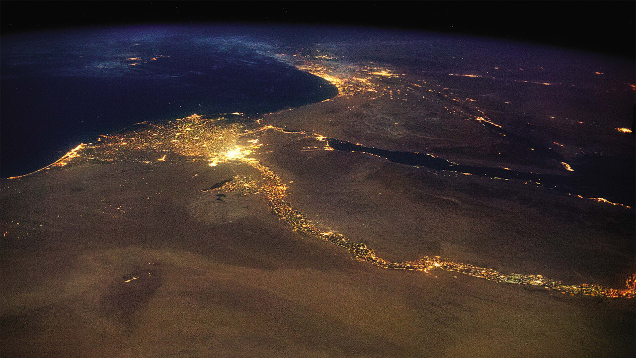 Stunning Photos Of The Earth From Space, From The Internet's Favorite Astronaut
