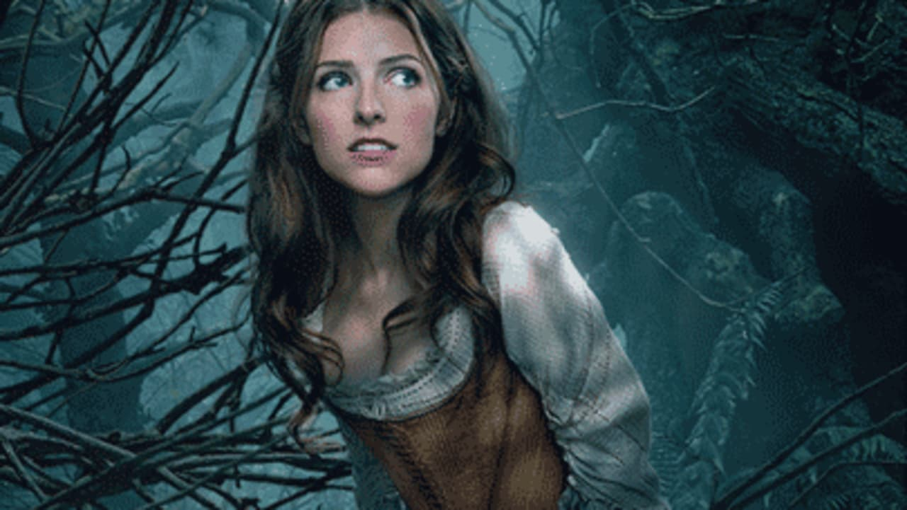 "Look Closely At These Oh-So-Subtle Animated Posters For ""Into The Woods"""