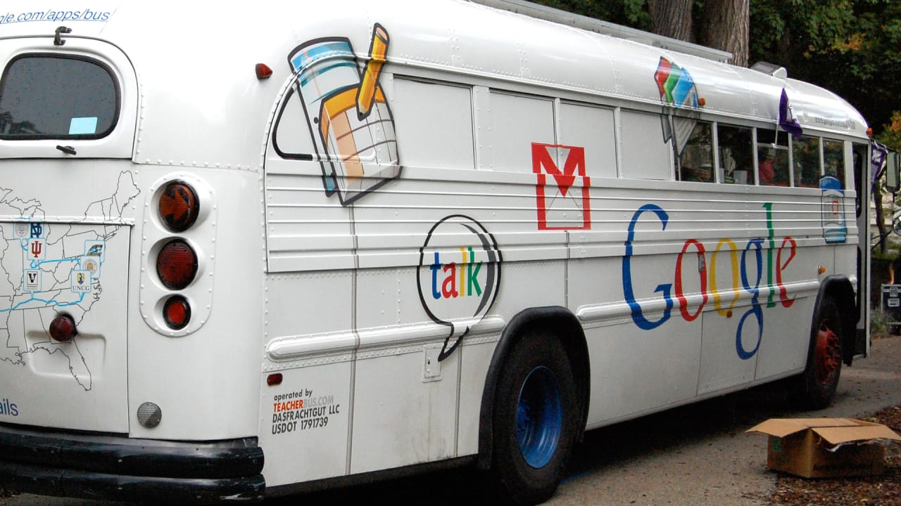 How Google Harnesses The Entire Company To Stay Innovative