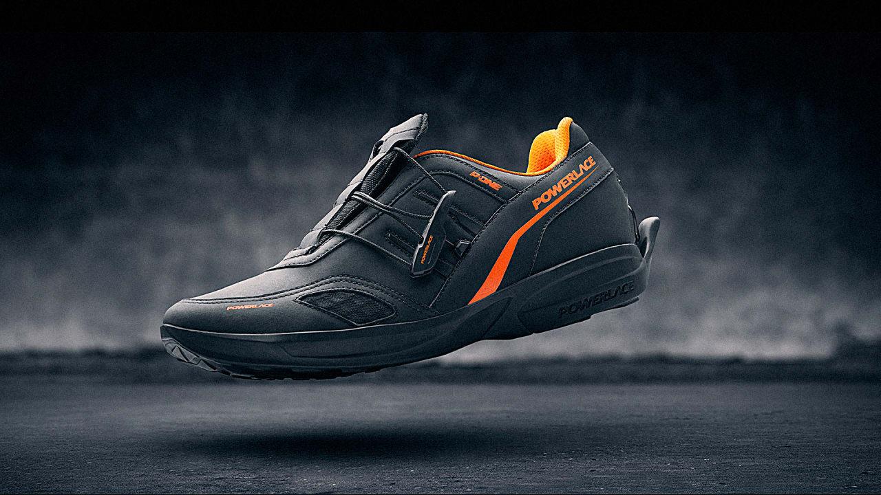 Nike Making Self Tying Shoes