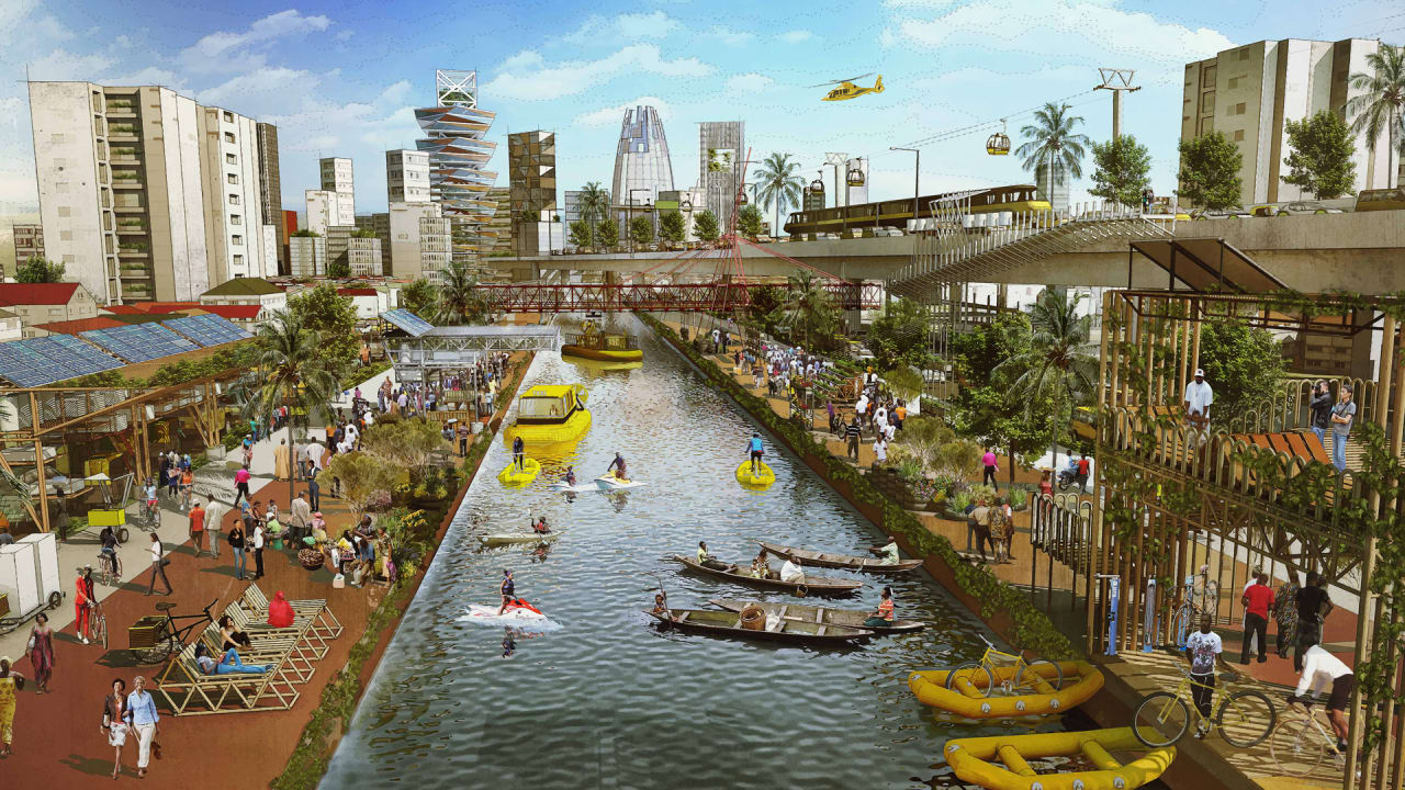 6 Imaginative Redesigns For The World's Fastest-Growing And Most Unequal Cities