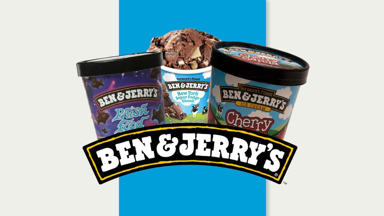 the history of ben and jerrys Ben & jerry's er et amerikansk ismærke, der produceres af firmaet ben & jerry's homemade holdings, inc der igen er ejet af unilever firmaets hovedkvarter er.