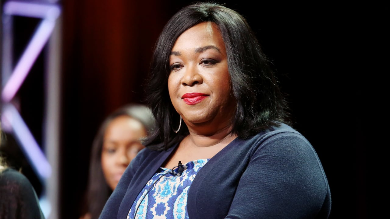 Listen To Shonda Rhimes's Powerful Speech About Hollywood And Glass Ceilings