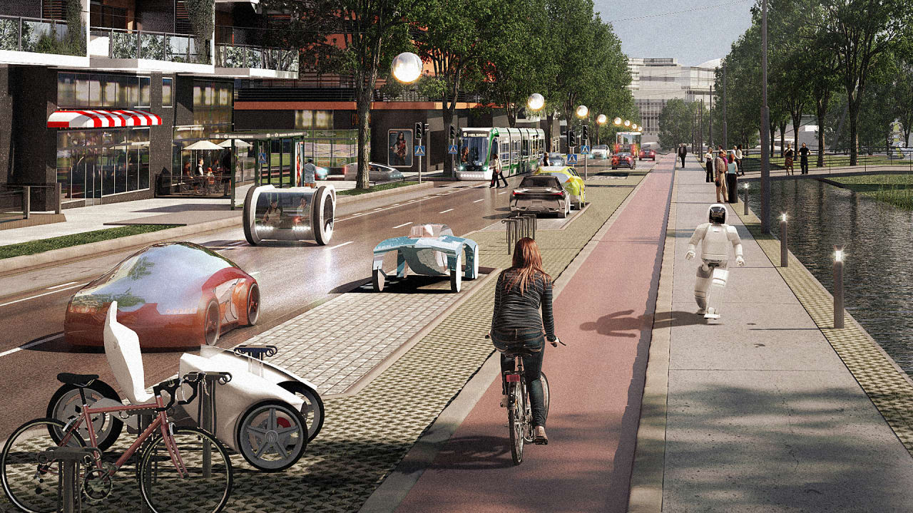 In 2050, You Might Want To Be Living In Helsinki