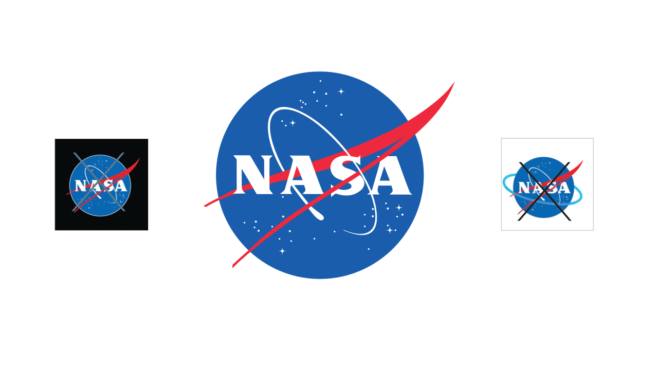 how nasa stays beautiful, Presentation templates
