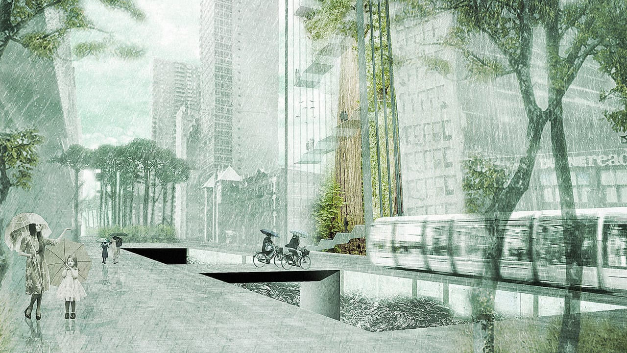 Imagining New York City's 42nd Street With No Cars