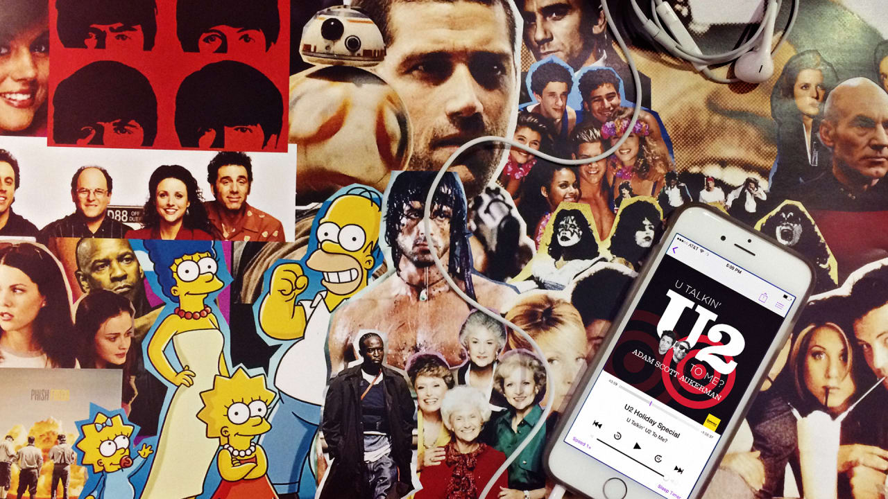 The Definitive Guide To Definitive Guide Podcasts In Pop Culture