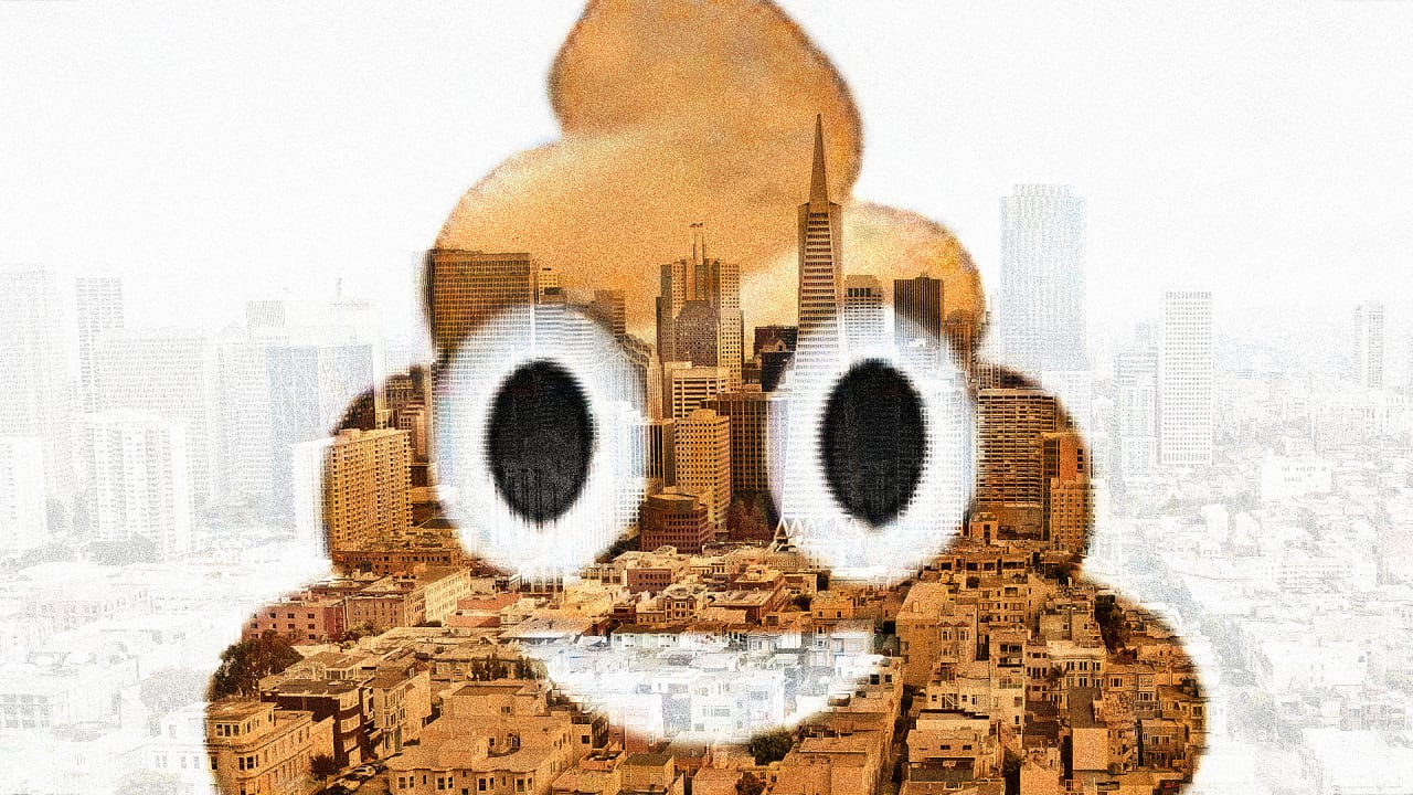 Finally San Francisco Is Dealing With Its Poop Epidemic