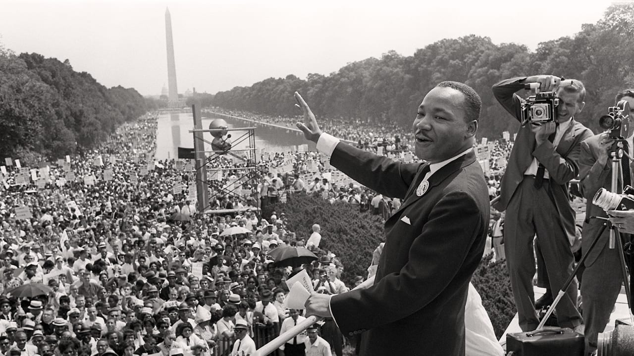 "what made ""i have a dream"" such a perfect speech"