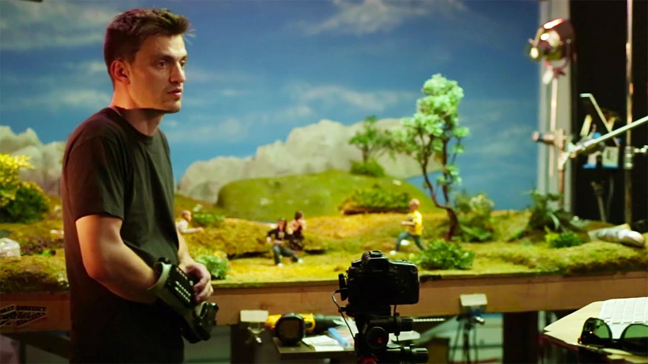 "A ""Robot Chicken"" Animator Turned A Nintendo Power Glove Into The Ultimate Stop-Motion Animation Tool"