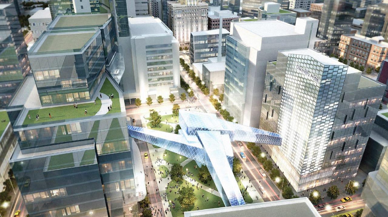 The 6 5 Billion 20 Year Plan To Transform An American City