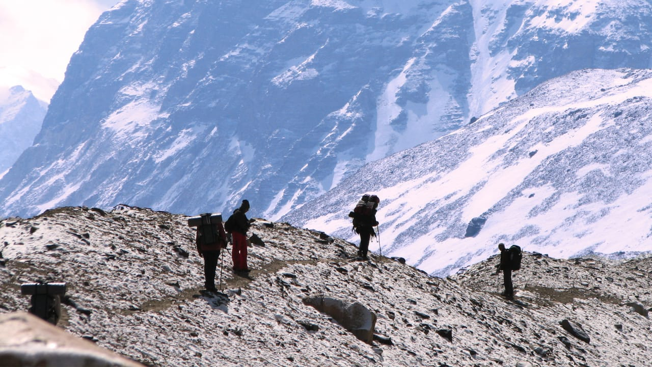 What Himalayan Mountain Climbers Can Teach Us About Office